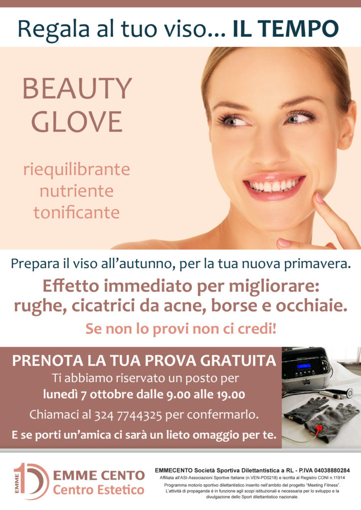 BEAUTY GLOVE