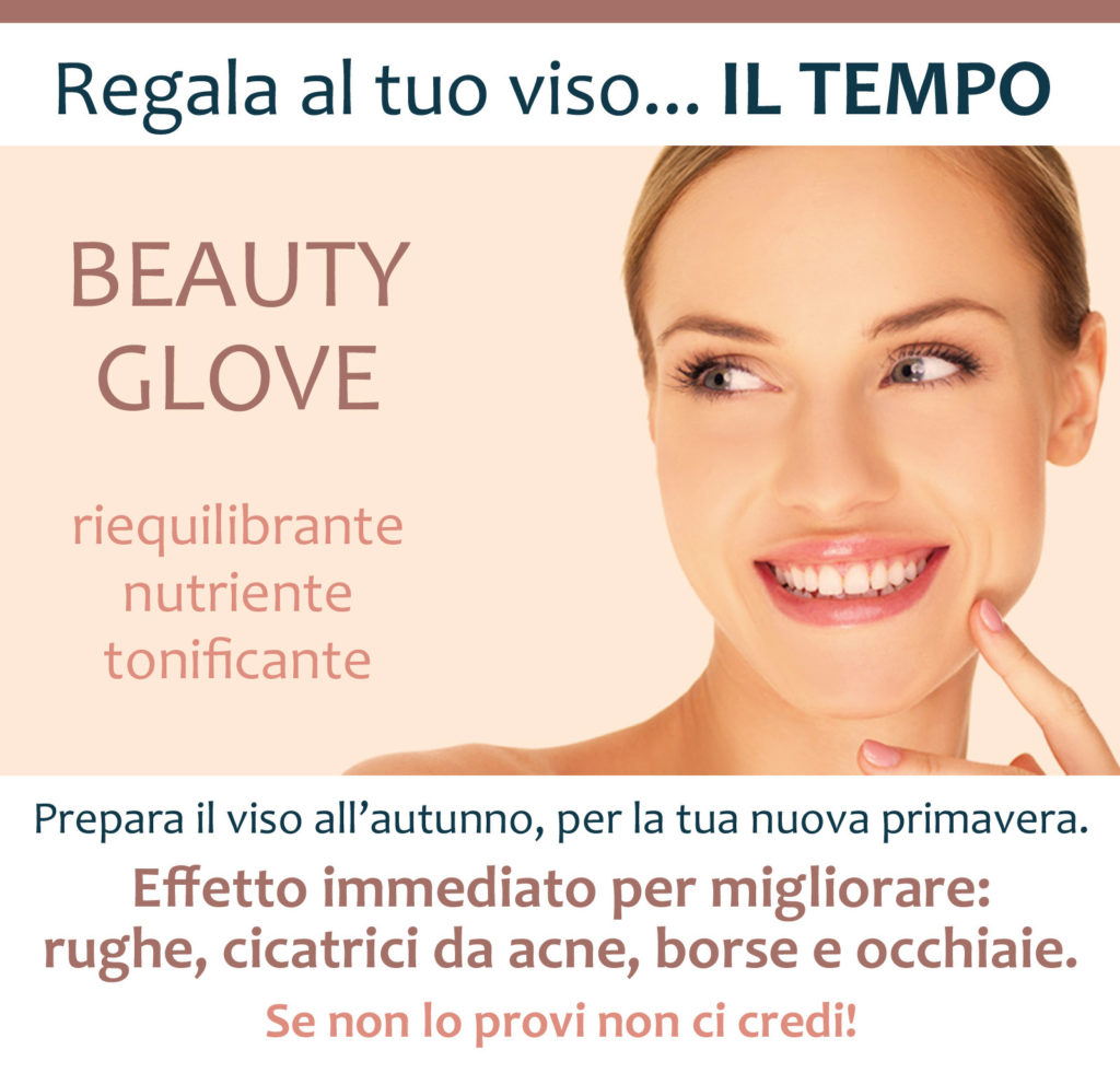 BEAUTY GLOVE EMME CENTO